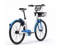 小蓝单车推全球首款智能共享单车